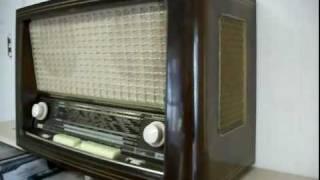 SABA 7 Shortwave Radio German Multi Speaker.AVI.ff.mp4 view on youtube.com tube online.