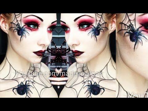 The Spider Queen Makeup Tutorial
