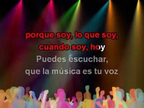 Violetta: Tienes Todo en Karaoke / TKM