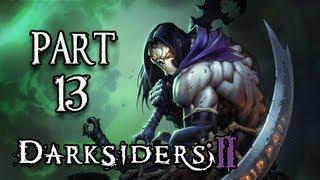 Darksiders 2 Walkthrough Part 13 Reaper Power Let's Play