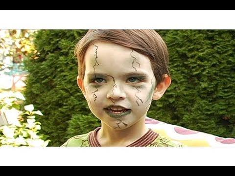 zombie makeup for halloween tutorial  youtube