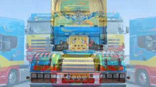 SCANIA Truck Movie