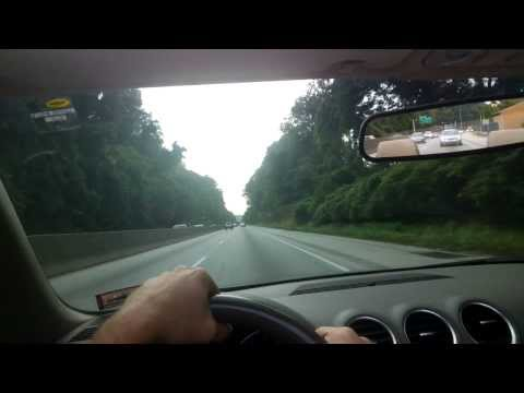 Google Glass Driving:  Downtown Philadelphia to King of Prussia, PA