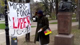 Despre Vilnius, mafie şi dumnezeu, discţii la Microfonul liber