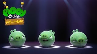Piggy Tales - Prasatá v práci - Kladivo