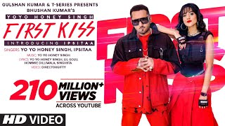 First Kiss Yo Yo Honey Singh Ft Ipsitaa Video HD Download New Video HD