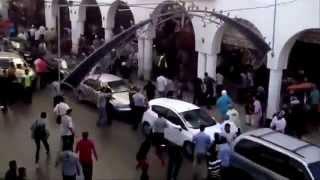 فيديو جديد تصوير فوقي: تبهديلة بنكيران من المواطنين وتحريره من طرف البوليس | روبورتاج