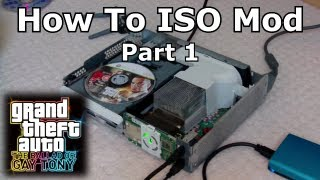 HOW TO ISO MOD GTA IV TBOGT FOR XBOX 360 (PART 1 Hot