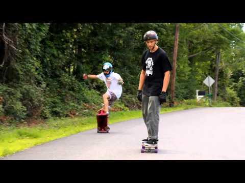 Central Mass 4 Longboard Fest - PROMO VIDEO