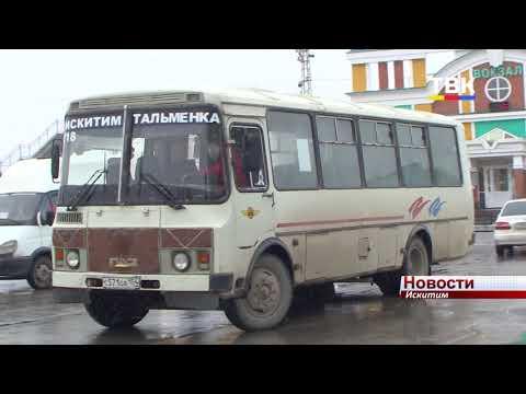Соблюдение правил дорожного движения и требований Роспотребнадзора в автобусах проверяют в Искитиме
