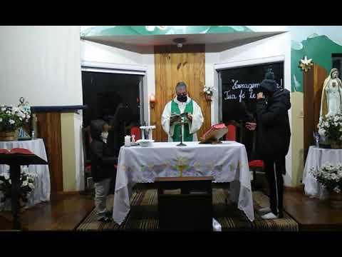 Santa Missa | 02.07.2021 | Sexta-feira | Padre Robson Antônio | ANSPAZ