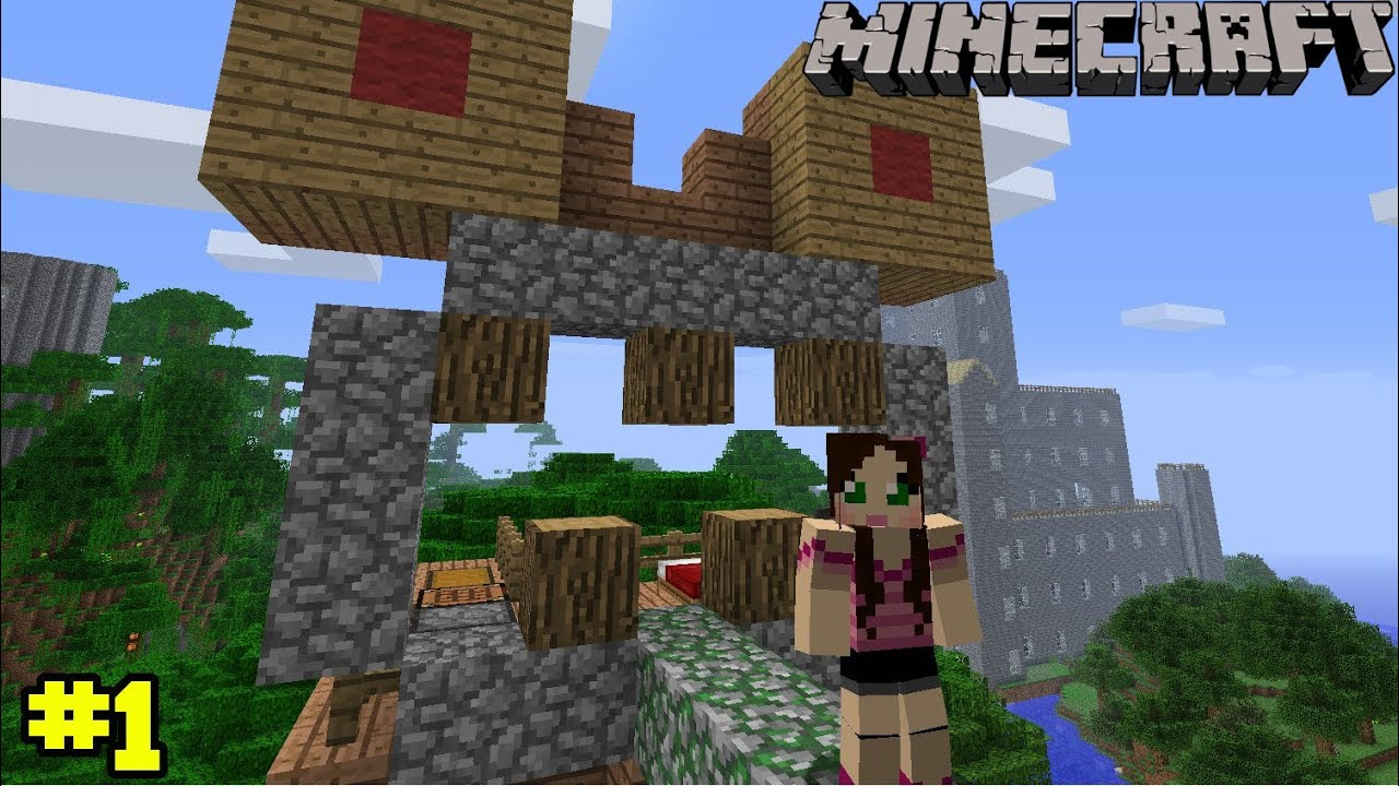Minecraft Party Games with Pat and Jen