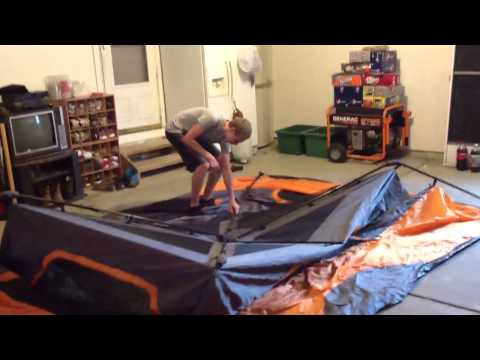 & Ozark Trail 8-Person Instant Cabin Tent Review