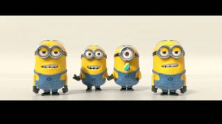 Despicable Me 2 Teaser (HD)