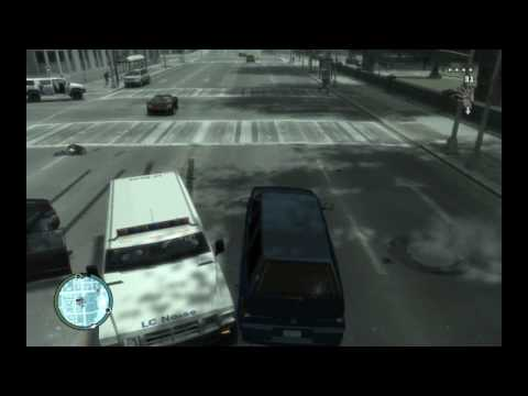 GTA IV PC Gameplay HD,