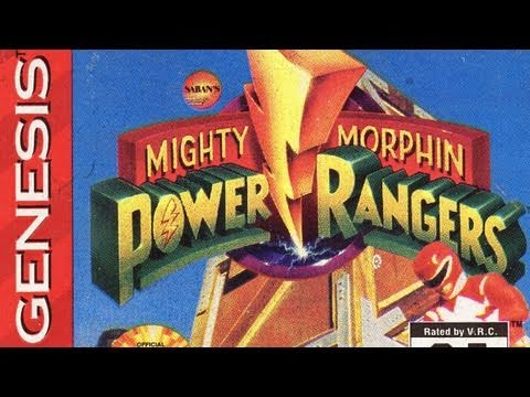 Classic Game Room - MIGHTY MORPHIN POWER RANGERS Sega Genesis review