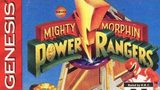 Classic Game Room 8211 Mighty Morphin Power Rangers Sega Genesis Review