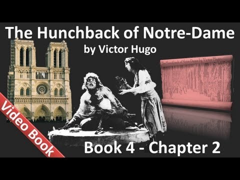 Book 04 - Chapter 2 - The Hunchback of Notre Dame by Victor Hugo - Claude Frollo