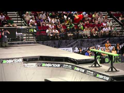 Dew Tour - Portland BMX Park Finals Highlights - Scotty Cranmer, Kyle Baldock, Daniel Dhers