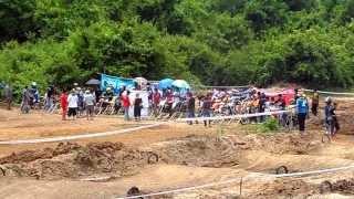 หาดคูเดื่อโมโตครอส รุ่นโช๊คตลาด (รอบคัดเลือก ฮีท 1)