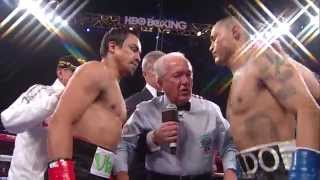 Fight Of The Year: Marquez-Alvarado