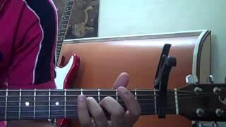 """ Tum Hi Ho "" Aashiqui 2 Complete Guitar Lesson / Tutorial"