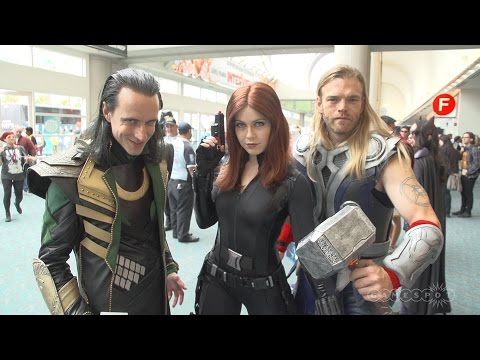 Best Group Cosplays at Comic-Con 2014