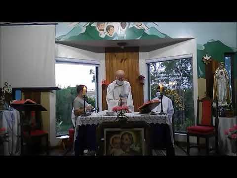 Santa Missa | 18.03.2021 | Quinta-feira | Padre José Sometti | ANSPAZ