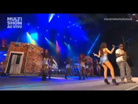 24 Anitta e MC Sapão   Ela é Top   Ao vivo na Multishow