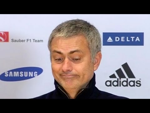 Jose Mourinho Has Hilarious Pop At Brendan Rodgers & Liverpool - 'Crying Managers'