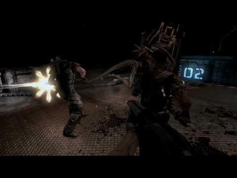 """Aliens vs. Predator. Режим """"Выживание"""""""