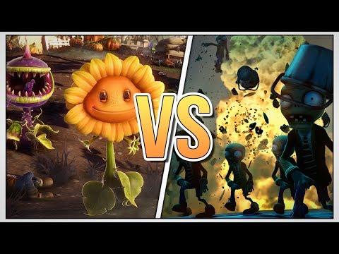 GARDENS & GRAVEYARDS   Plants vs. Zombies: Garden Warfare   TDM Plays [Xbox One]
