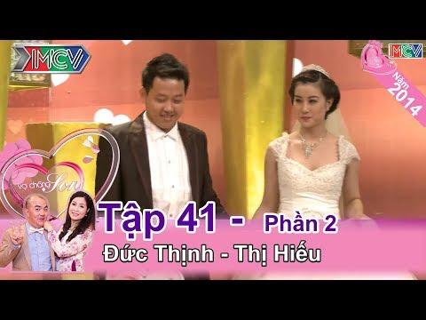 MC Quốc Thuận ngã ghế vì cô vợ cực xinh   Đức Thịnh – Phan T.Hiếu   VCS 41