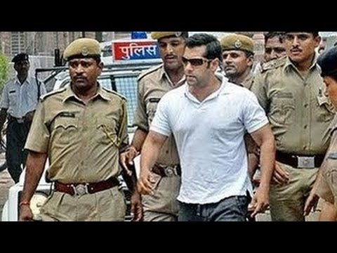 Salman Khan gets booked for CULPABLE HOMICIDE