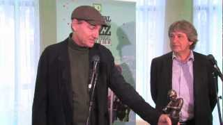 Presentation of the 2012 Spirit Award – James Taylor