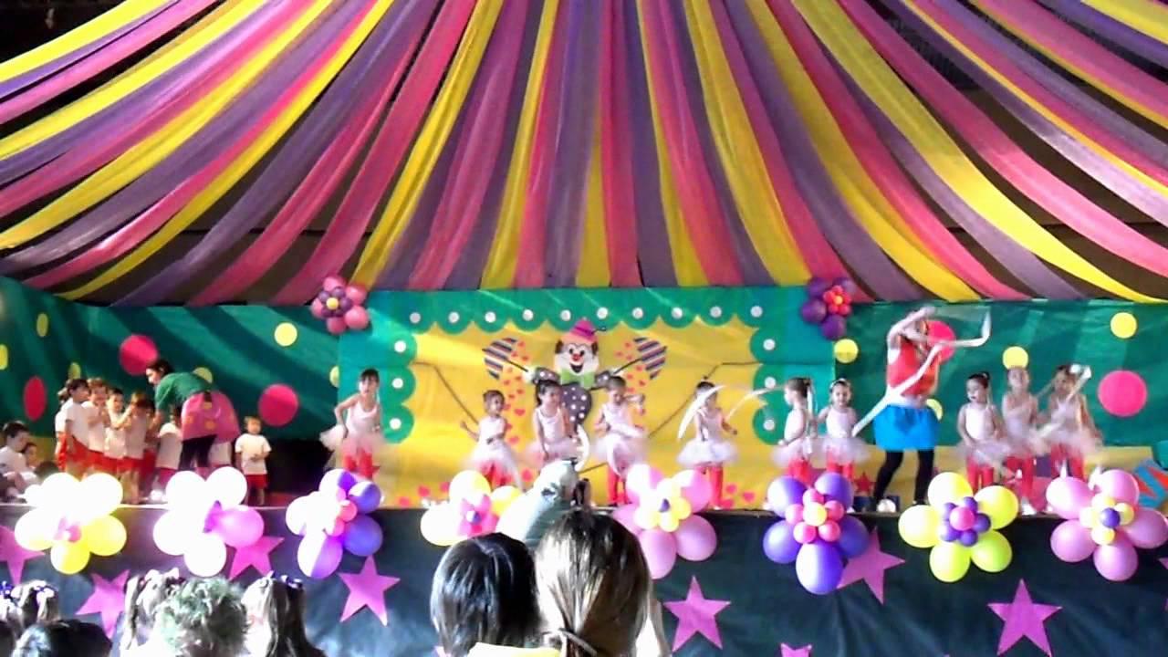 1 3 fiesta fin de a o 2011 jardin infantes colegio vicente for Amapola jardin de infantes