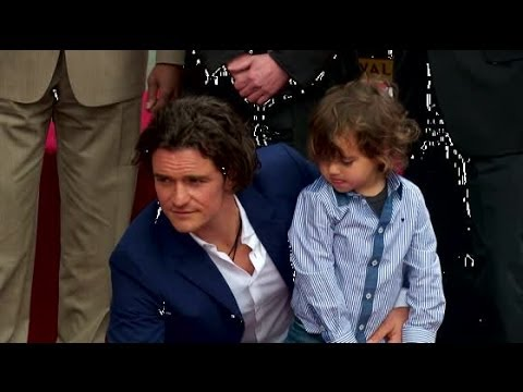 Orlando Bloom Thanks Miranda Kerr For Greatest Gift Of All