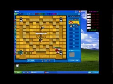 Hướng dẫn down và sử dụng hack Boom 1.87 - How to use hack BnB Crazy Arcade Boom Online