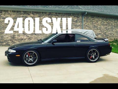 240LSX - LS3 V8 Swapped 240SX S14 LSX - Cruisin'!