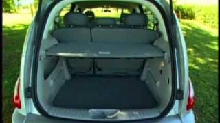 2008 Chrysler PT Cruiser moderate overlap test videos