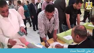 مشاركة كبيرة من المصريين في الكويت بلاستفتاء
