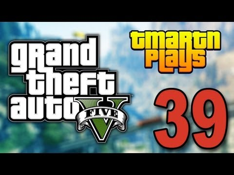 Grand Theft Auto 5 - Part 39 - Terrorist Gas (Let's Play / Walkthrough / Guide)