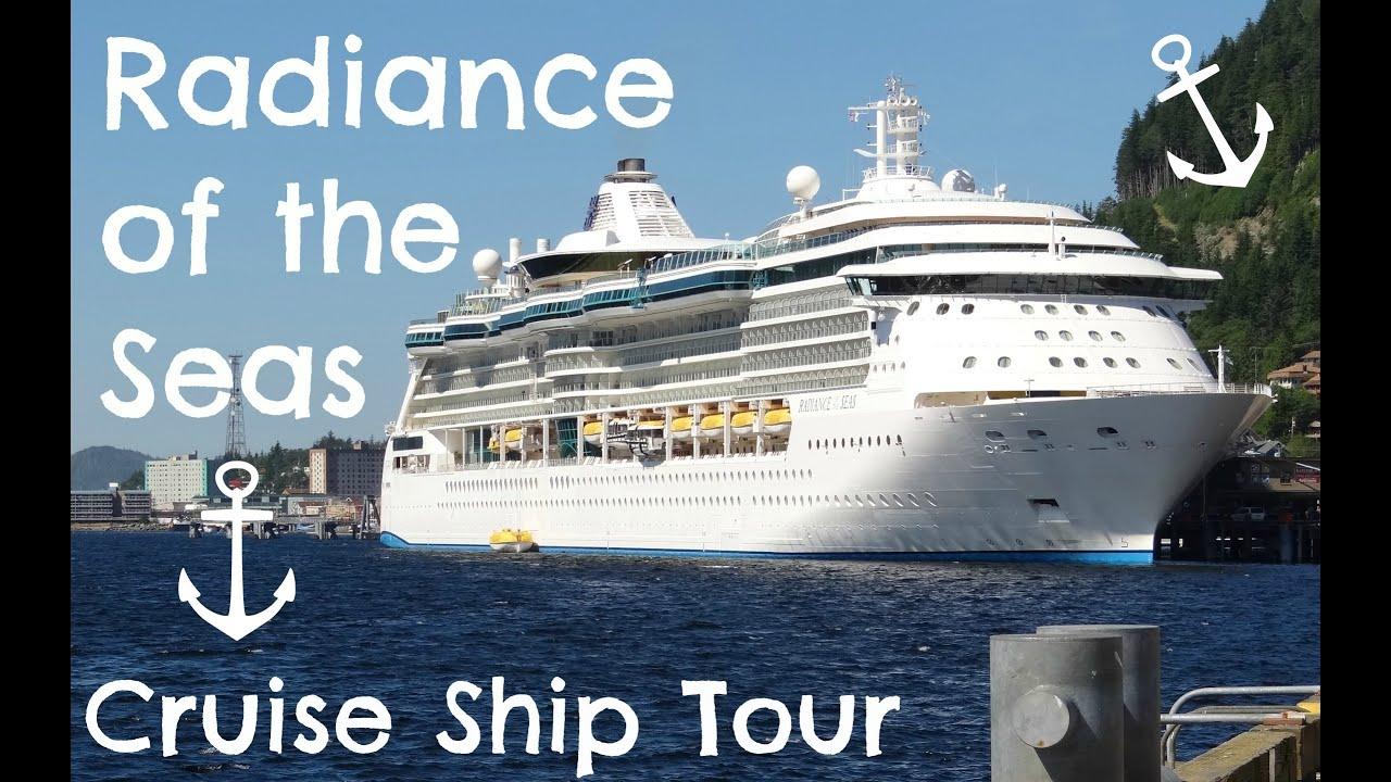 Radiance Of The Seas Alaska Ship Tour