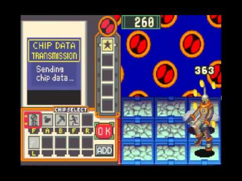 Megaman Battle Network 2 - Megaman Battle Network 2 BLIND (26) - User video
