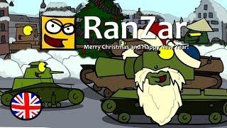 Tanktoon #4 - Šťastné Vianoce