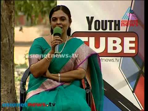 ADGP B Sandhya on Youth Tube 26th June 2014 Part 2