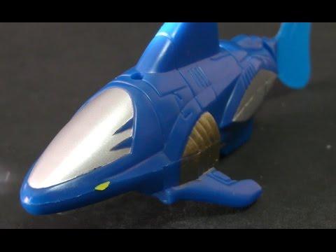 đồ chơi siêu nhân gao 파워레인저 정글포스 미니 정글샤크 장난감 Gao Rangers Toys