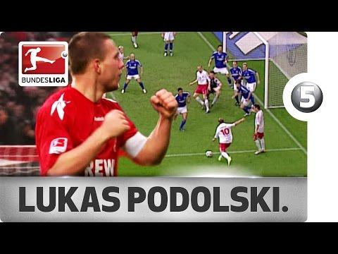 Prime Podolski Pearlers - Top 5 Goals