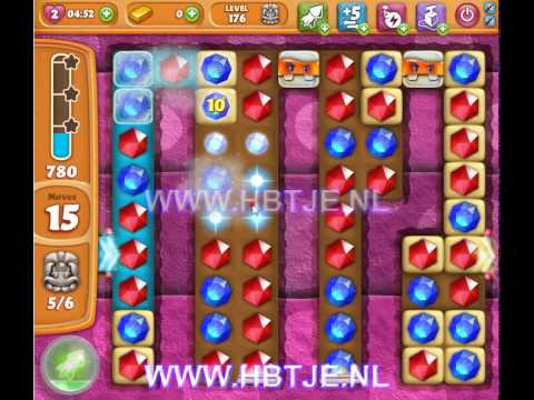 Diamond Digger Saga level 176