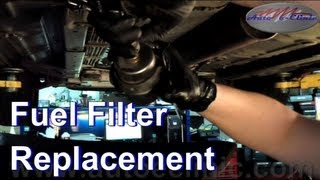 How To Replace Your Fuel Filter ( Example 2004 Chevrolet